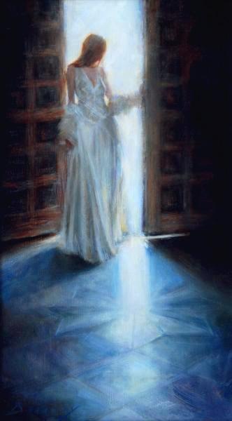 boldbrush painting competition winner september 2010 light through an open door by michelle dunaway open door painting 224 painting