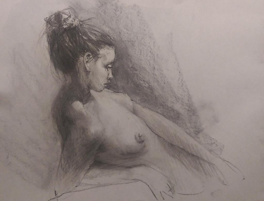 Regret, art contest nude